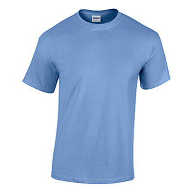 Charcoal LOW PRICE Blank Men/'s T Shirt Plain Work Mens Gildan Tee