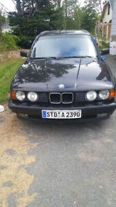 1993 BMW 5 series wagon