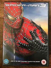 Tobey Maguire Kirsten Dunst SPIDER-MAN 3 ~ 2007 Marvel Universe | 1-Disc UK DVD