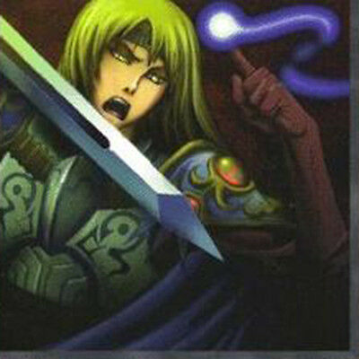 YSYR-EN005 Neo the Magic Swordsman 1st Edition Mint YuGiOh Card