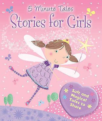 Stories for Girls (Igloo Books Ltd 5 Minute Tales) by Igloo Books Ltd, Acceptabl