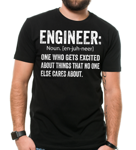 Engineer T-shirt Funny Engineering T-shirt.Gift For Engineer Shirt Funny Tshirt