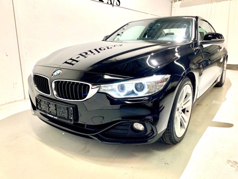 BMW 430d 3,0 Coupé aut. 2d - 374.500 kr.