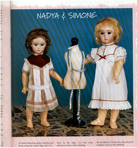 Gildebrief 1-1999 CD Format Dollmaking Antique Dress Patterns full size patterns