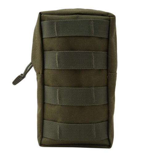 Tactical Waist Pack Belt Bag Camping Outdoor Hiking Military Pouch Wallet FI