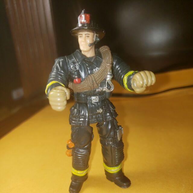 Chap Mei HK Design Firefighter Action Figure 4