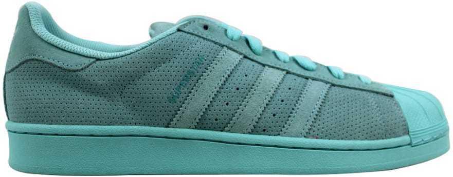 Adidas Superstar RT Aqua AQ4916 Men's SZ 10