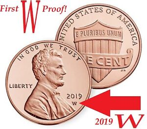 2019 w west point premium proof lincoln shield cent penny. Black Bedroom Furniture Sets. Home Design Ideas