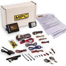 2 Way Lcd Remote Start Kit With Keyless Entry For 2006 2014 Honda Ridgeline Fits Honda