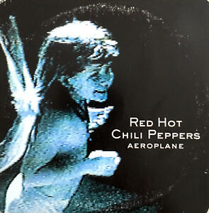 Red-Hot-Chili-Peppers-CD-Single-Aeroplane-Europe-VG-EX