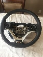 2012-2105 12-15 Honda Civic Coupe Si Black Steering Wheel Si