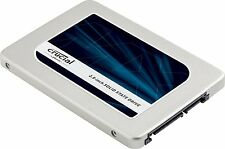 "Crucial MX300 2.5"" 525GB SATA III SSD 3-D Vertical Internal Solid State Drive"