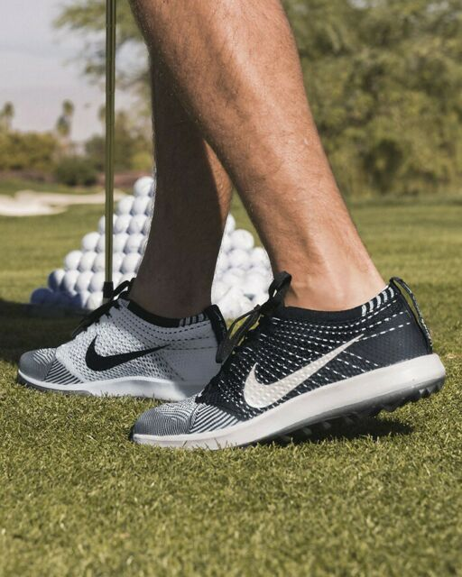 Nike Flyknit Racer G Golf Shoes Mens 11