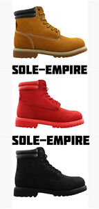 Mens-Levi-039-s-Harrison-R-Boot-Wheat-Red-Black-517190-11B-517190-R54-517190-A48