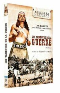 DVD : Les tambours de la guerre - WESTERN - NEUF