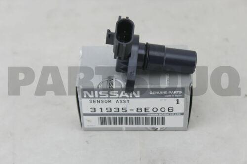 319358E006 Genuine Nissan SENSOR ASSY-REVOLUTION 31935-8E006