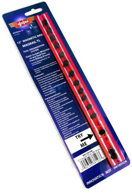MAGRAIL TL 12 long Red 15-3//8 studs VIM-MR12R15B Brand New!
