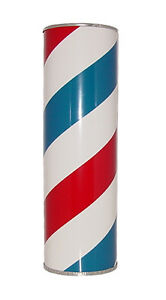 Marvy-Barber-Pole-plastic-inner-cylinder-55-POLE-5-1-4-034-x-16-034