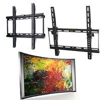 PLASMA LCD LED 3D TV Wall Bracket Mount Ultra Slim 32 37 40 42 46 48 50 53