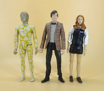 """Doctor Dr Who HUMANOID AXON Action figure 5.5/"""""""