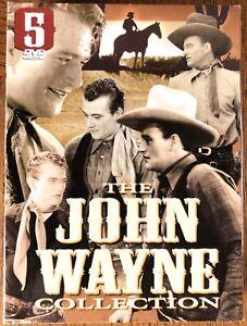 John-Wayne-Collection-5-Pack-DVD-1998-5-Disc-Set-Contains-10-full-length