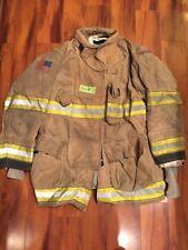 Firefighter Globe Turnout Bunker Coat 46x35 G Xtreme Halloween Costume 2011