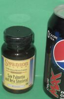 Beta Sitosterol (w/ 99% Phytosterols) & Standardized Saw Palmetto, 30 Day Supply