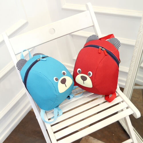 Baby Kids Toddler Backpack Pack Nursery Small Animal Shoulder Cartoon School Bag