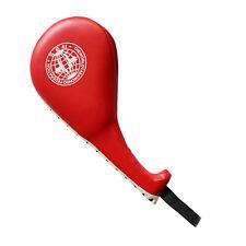Taekwondo Durable Kick Pad Target Taekwondo Karate Kickboxen Red G6K2