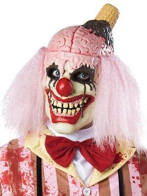 Ausdrucksvoll Herren Damen I Scream Halloween Killer Clown Kostüm Kleid Outfit Maske Um Jeden Preis