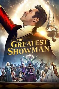 Creative The Greatest Showman Poster Print In Sizes A0-a1-a2-a3-a4-a5-a6-maxi C155 Luxuriant In Design Art