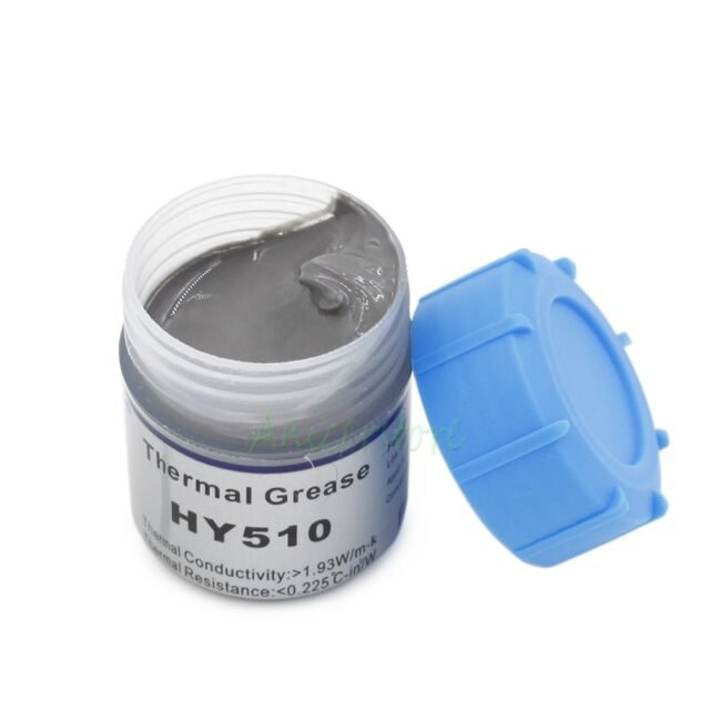 20g Grey Compound Thermal Conductive Grease Paste For CPU GPU Chipset Cooling