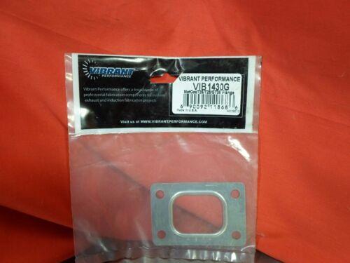 Vibrant Metal Gasket T25//T28//GT35 Flange 1430G