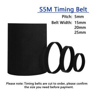 Idler Timing Belt Tensioner Pulley 5M 15T-40T Sprocket For 15//20//25mm Width Belt