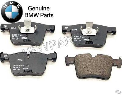 For BMW F22 F30 F32 F33 F34 228i 328i 330e Front Brake Pad Set w// Sensor Genuine