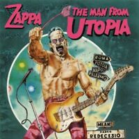 Frank Zappa - Man From Utopia [new Cd] on Sale