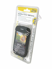 OEM OTTERBOX IMPACT RUBBER SKIN CASE COVER FOR BLACKBERRY BB CURVE 3G 9330 9300