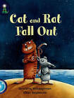 Lighthouse Year 2 Turquoise: Cat and Rat Fall Out by Pearson Education Limited (Paperback, 2001)