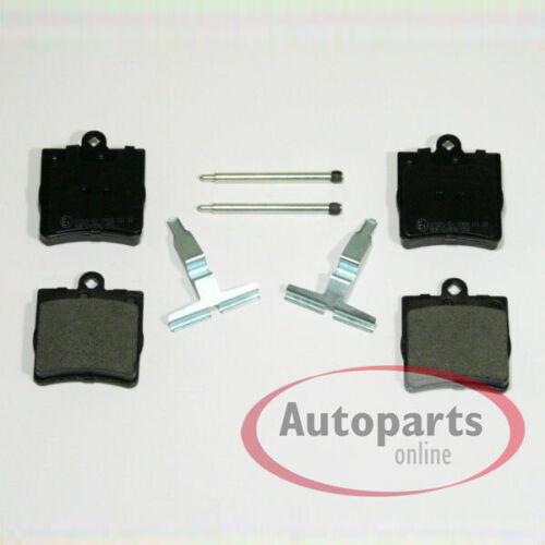 Mercedes C-Klasse W202 Bremsklötze Bremsbeläge Bremsen Zubehör für hinten*