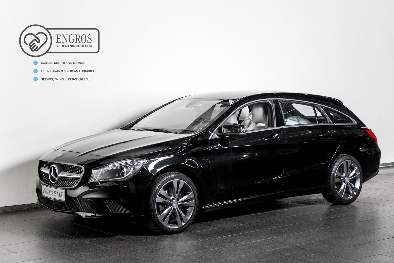 Mercedes-Benz CLA200 2,2 CDi SB aut.