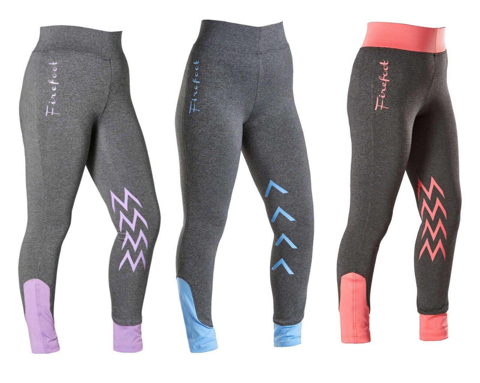 Firefoot Ripponden Damas Elastizadas Equitación Pantalones  De Montar, Alta Cintura  garantizado