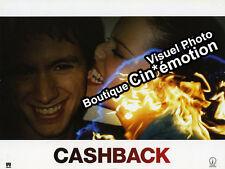 7 Photos Exploitation Cinéma 21x28cm (2006) CASHBACK Sean Biggerstaff TBE