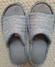 1f9c6e6c48c43 isotoner Women's Space Knit Andrea Slide SLIPPER Ash Med 7.5-8 for sale  online | eBay