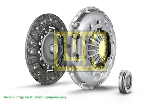 Cover+Plate+Releaser 623317400 LuK 21217515087 21217527667 New Clutch Kit 3pc