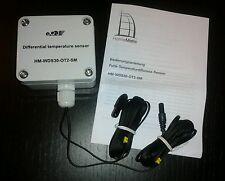 HomeMatic Temperaturdifferenz Sensor HM-WDS30-OT2-SM **Fertiggerät**