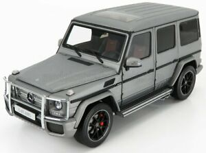 ALMOST-REAL 1/18 MERCEDES BENZ   G-CLASS G63 AMG (W463) V8 BITURBO 2017   MON...