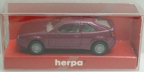Metallic-Lackierungen OVP HERPA Nr.3067 VW Corrado