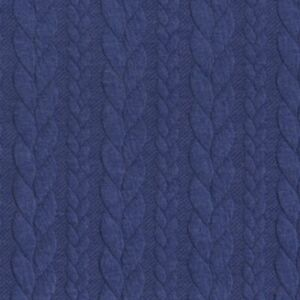 Tricot Jersey - Royal 650 - Tissu Extensible Fabrication de Robes Sweat