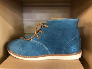 Brakeburn Mens Shoe Nouveau Blue Chukka qwwHT6P