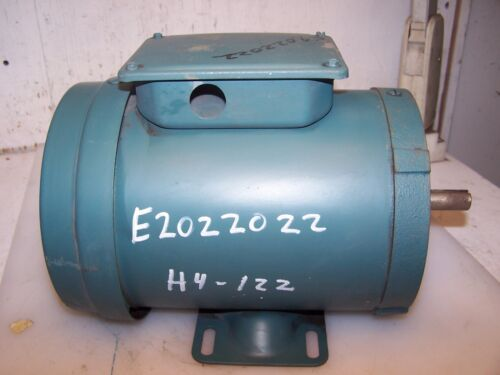 NEW RELIANCE 1//2 HP AC ELECTRIC MOTOR FB56 FRAME 1140 RPM 460 VAC B78C4250M-XR